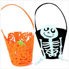 Pumpkin Hollow Bag Child Kids Candy Bag Handbag Halloween Holiday Party Decor US