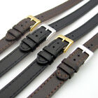 Super long Ladies XXL Leather Watch Band 10mm 12mm 14mm Black Brown C023