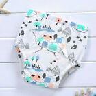 Baby Waterproof Training Pants Infant Cotton Diaper Nappies Shorts Underwear