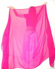 Chiffon Veil for Belly Dance 3 yards long All major colors