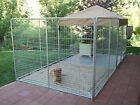 Tucker Murphy Pet Alicia Galvanized Steel Yard Kennel