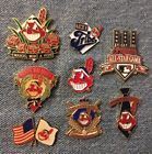 Cleveland Indians~Pick a Pin~MLB~Chief Wahoo~Choose one or more~Add to Cart on Ebay