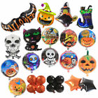 Halloween Foil Balloon Pumpkin Spider Ghost Party Home Decor For Kids Best Gifts