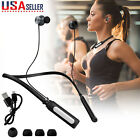 Wireless Bluetooth Stereo Headset Headphone Sport Earphone For Samsung iPhone US