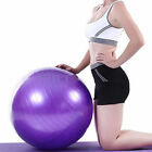 1 or 2 Yoga Ball Exercise Fitness Balance Gymnastic Strength 55cm 65cm 75cm 85cm image