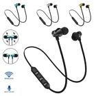 In-Ear Earbuds Bluetooth 4.2 Stereo Earphone Headset Wireless Magnetic Cool