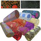 Bolster Cover*Chinese Rayon Brocade Neck Roll Long Tube Yoga Pillow Case*BL2