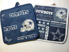 "DALLAS COWBOYS Potholder - NEW - Handcrafted -  7.5""x8"" $5.99 USD on eBay"