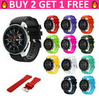 Replacement Soft Silicone 22mm Band Strap Bracelet For Samsung Galaxy Watch 46mm image