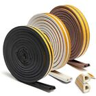 6M Home Weather Door/Window Draught Excluder Insulation Seal Strip Sticky Tape