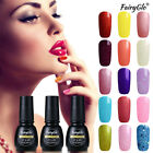 FairyGlo UV LED Soak Off Gel Nail Polish Shiny Lacquer Manic