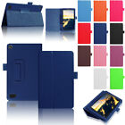 Kyпить For Amazon Kindle Fire HD 8 2018 8th Gen Magnetic Leather Smart Case Stand Cover на еВаy.соm