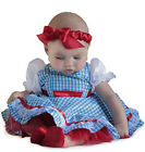 Newborn Dorothy Wizard of Oz Costume Princess Paradise Infant Baby 0/3 3/6months