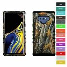 For Samsung Galaxy Note 9 Camo Design Hybrid Rugged Armor Protective Case Cover