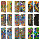 OFFICIAL CHRIS DYER SPIRITUAL LEATHER BOOK WALLET CASE COVER FOR HUAWEI PHONES