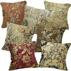 Pillow Cover*Damask Chenille Sofa Seat Pad Cushion Case Custom Size*Wk2