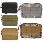 US 600D EDC Airsoft Tactical Military Modular Molle Utility Tools Pouch Case Bag
