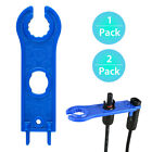 1x 2x PV MC4 Solar Panel Connector Spanner Pair Wrench Disconnect Assembly Tool