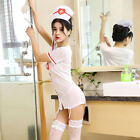 Sexy Nurse Erotic Costumes Maid Lingerie Role Play Women Erotic Lingerie Unif DS