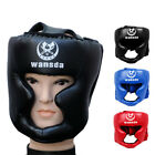 1pc Headgear Head Guard Training Kick Boxing Protector Sparring Gear Face Helmet