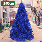 Внешний вид - 2 3 4 5 6 7 8 FT Blue Christmas Xmas Tree Undecorated Festival Holiday Winter