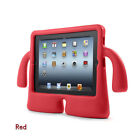 Shockproof Kids Handle Hybrid Rubber Soft Case Cover For Apple iPad Pro 10.5 9.7