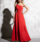 APART Abendkleid NEU Ballkleid Partykleid Damen One Shoulder rot 62950