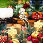 Present Plant Candle Character Photography Backdrop Printed Background HXB-626