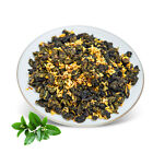 Osmanthus Fragrant flower Scented Black Oolong Tea,China anxi wulong Loose Leaf