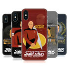 OFFICIAL STAR TREK ICONIC CHARACTERS TNG HARD BACK CASE FOR APPLE iPHONE PHONES on eBay