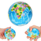 Squishy Squeeze World Map Globe Ball Slow Rising Stress Reliever Kids Toy Cold