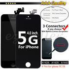 For iPhone 5 5C 5S 6 6S Plus 7 LCD Digitizer Screen Replacement With Home Button
