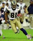 Torry Holt St. Louis Rams NFL Action Photo TX052 (Select Size)