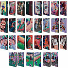 ROCK DEMARCO ILLUSTRATIONS LEATHER BOOK WALLET CASE FOR SAMSUNG GALAXY TABLETS