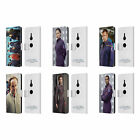 STAR TREK ICONIC CHARACTERS ENT LEATHER BOOK WALLET CASE COVER FOR SONY PHONES 1 on eBay