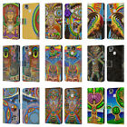 OFFICIAL CHRIS DYER SPIRITUAL LEATHER BOOK WALLET CASE FOR ASUS ZENFONE PHONES