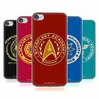 STAR TREK STARFLEET ACADEMY LOGOS SOFT GEL CASE FOR APPLE iPOD TOUCH MP3 on eBay