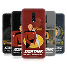 OFFICIAL STAR TREK ICONIC CHARACTERS TNG GEL CASE FOR AMAZON ASUS ONEPLUS on eBay