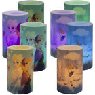 4pk Disney Frozen Flameless Candles Flickering Col picture
