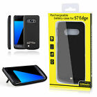 CA High Capacity External Battery Charger Stand Cover for the Galaxy S7/S7 Edge