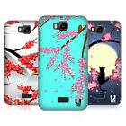 HEAD CASE DESIGNS DREAMY BLOSSOMS BACK CASE FOR HUAWEI PHONES 2