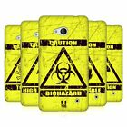 HEAD CASE DESIGNS HAZARD SYMBOLS SOFT GEL CASE FOR MICROSOFT PHONES