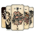 HEAD CASE DESIGNS INTROSPECTION SOFT GEL CASE FOR SAMSUNG PHONES 3