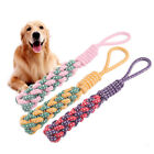 2x Pet Dog Gift Tug-of-War Dog Rope Toy for Interactive Play with Your Dog