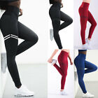 Women Athletic Stretch Leggings Pants Sports Yoga Workout Gym Fitness Tank Top