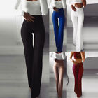 Bootcut Dress Pants for Women -Stretch Comfy Work Office Pull on Womens Pants