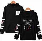 HOT Autumn Winter Mens Twenty One Pilots Coat Pullover Hoodie Sweatshirt Jackets