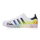 adidas Clover Superstar Sneakers Unisex Trainers Skateboarding Shoes