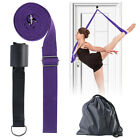 Внешний вид - Leg Stretcher Door Stretch Band Ballet Yoga Dance Cheer Gymnastics Training Belt