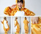 giraffe Unisex Adult Pajamas Kigurumi Halloween Cosplay Costume Animal hot